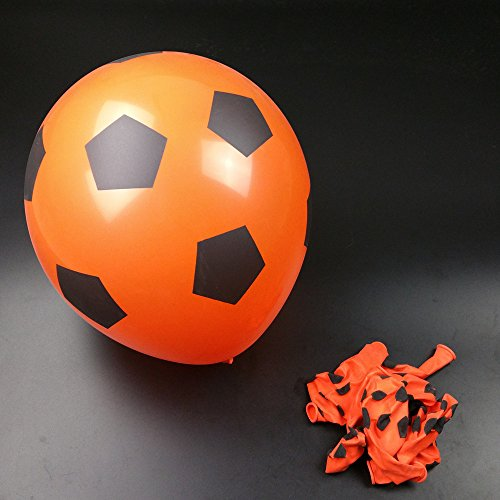 Soccer Latex Balloons - 6