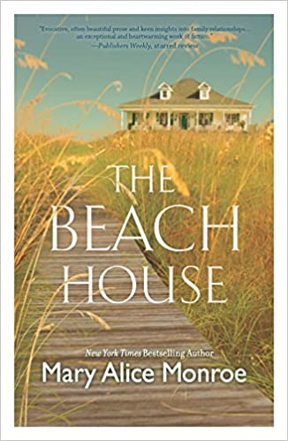 The The Beach House by Mary Alice Monroe travel product recommended by Jessica Bielen on Lifney.