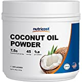 Cheap Nutricost Coconut Oil Powder 1 LB, 45 Servings – Non-GMO and Gluten-Free – Premium Quality Made in The USA …