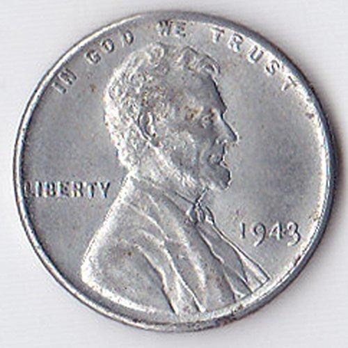 1943 Wheat Cent - 6