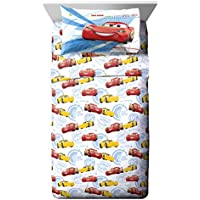 Disney/Pixar Cars 3 Movie High Tech White/Yellow/Red 3...