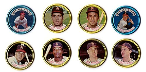 (1964 Topps Coins - LOS ANGELES ANGELS Team set)