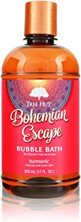 product image for Tree Hut Shea Moisturizing Bubble Bath Bohemian Escape, 17oz, Ultra Hydrating Bubble Bath for Nourishing Essential Body Care (Pack of 3)