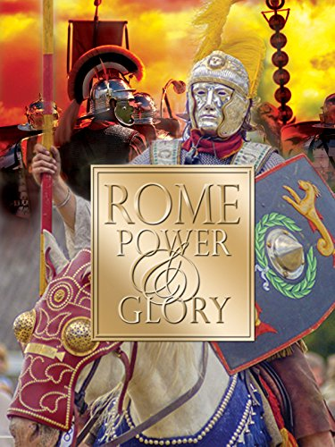 amazoncom rome power amp glory the fall peter coyote