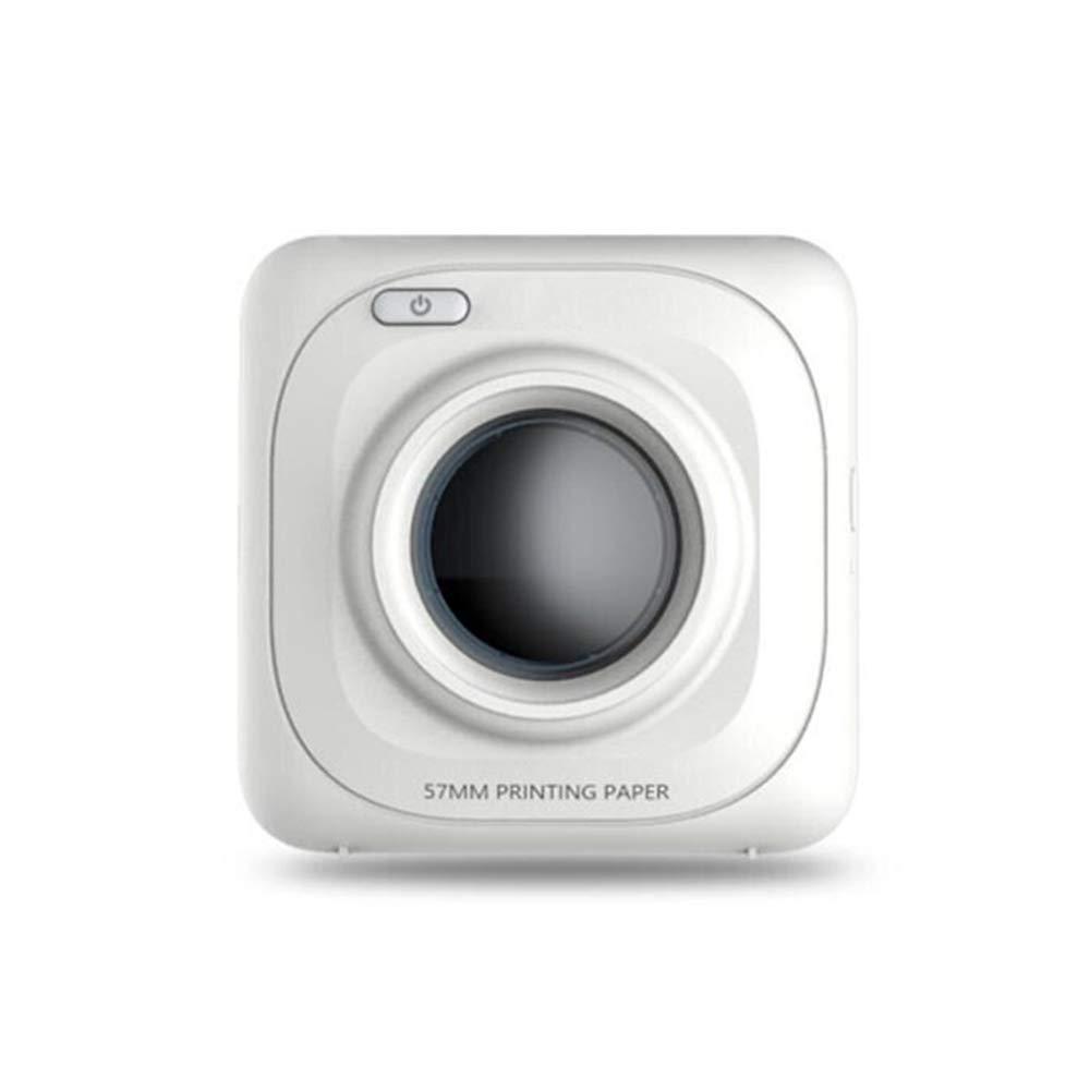ZUKN Mini Impresora fotográfica portátil Impresora de ...