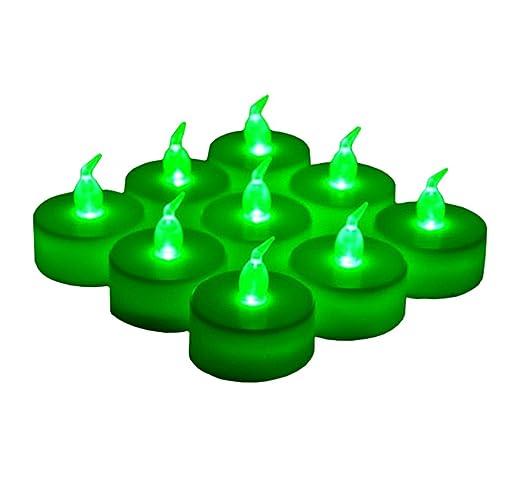 Amazon.com: Paquete de 24 velas de té LED – Velas ...