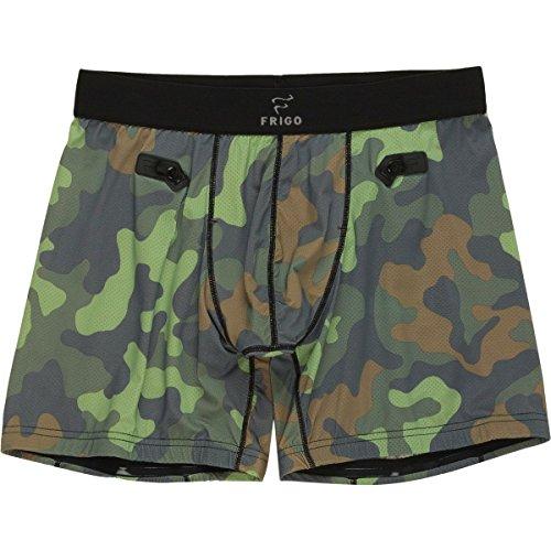 Frigo Frigo 2 Mesh 6in Underwear - Men's Camo, S