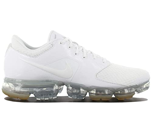 Nike Air Vapormax, Zapatillas para Hombre, Blanco White/Metallic Silver 001, 40 EU: Amazon.es: Zapatos y complementos