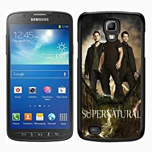 Supernatural 2 Black New Cool Custom Design Samsung Galaxy S4 Active Cover Case