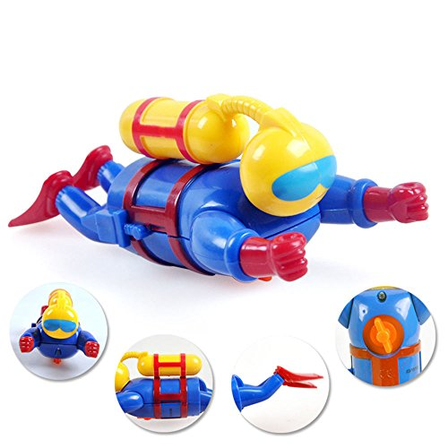 childrens-bath-toy-game-funny-clockwork-wind-up-swimming-diving-scuba-diver
