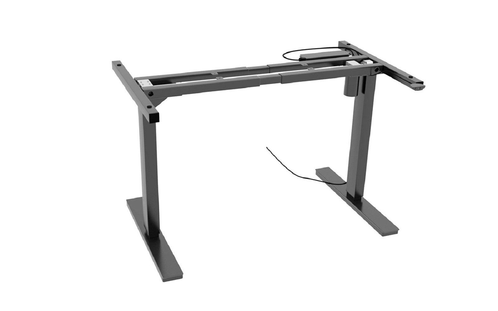 Ergomax Electric Height Adjustable Sit-Stand Desk- Ergo Office Desk
