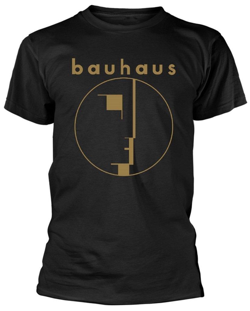 Plastic Head Bauhaus Spirit Logo Gold T Shirt 5885