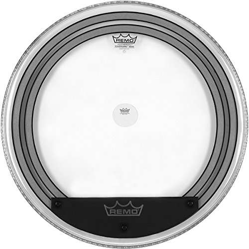 """Remo Powersonic Clear Bass Drumhead, 24"""""""