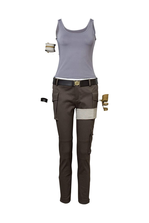 MingoTor Superheldin Outfit Cosplay Kostüm Damen L