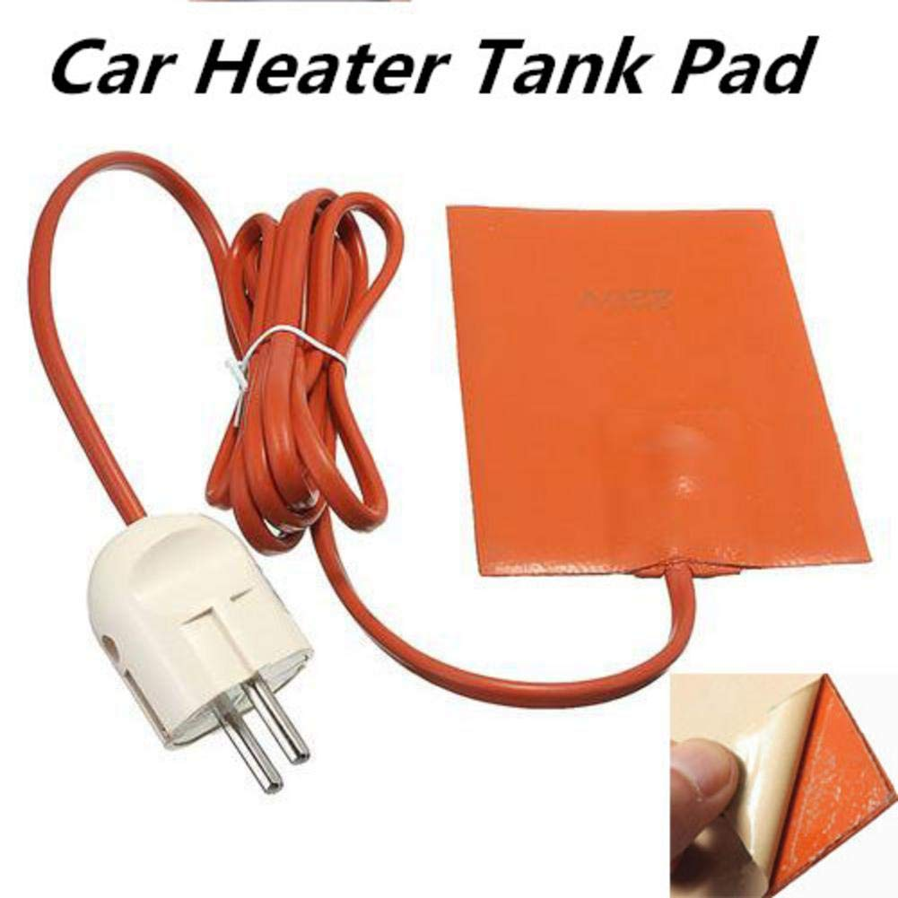 Auto Motorheizung Pad /Öltank Silikon Motorblock Hydrauliktank Heizplatte /Ölwanne /Ölwanne Tank /Ölheizung Pad//Mat