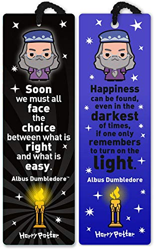 Re-marks Harry Potter Dumbledore Literary