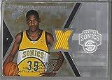 Kevin Durant (Basketball Card) 2007-08 SPx - Freshman Orientation Jerseys #FO-KD