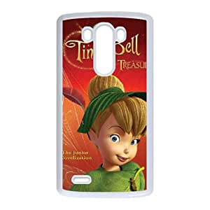 LG G3 Cell Phone Case White Tinker Bell and the Lost Treasure Character Blaze ifiw