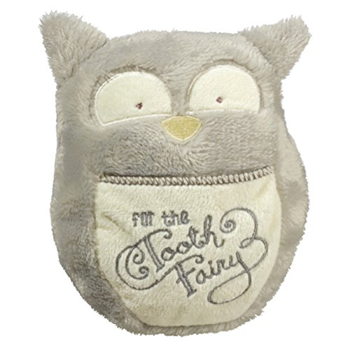 Grasslands Road Animal Tooth Fairy Plush Pillow Toys Owl