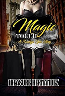 Book Cover: Magic Touch