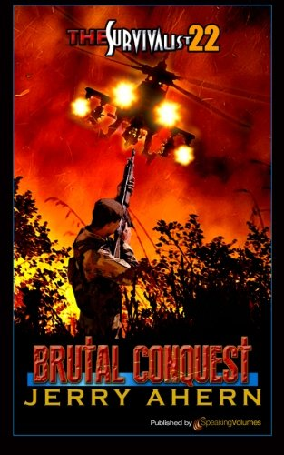 book cover of Brutal Conquest