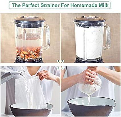 Amazon.com: Bellamei - Bolsa de leche reutilizable de 200 ...