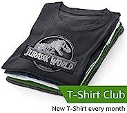 Jurassic World T-Shirt Club Subscription - Men - Large