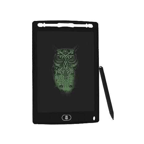 Tableta de escritura LCD 21,6 cm tablero de dibujo regalo ...