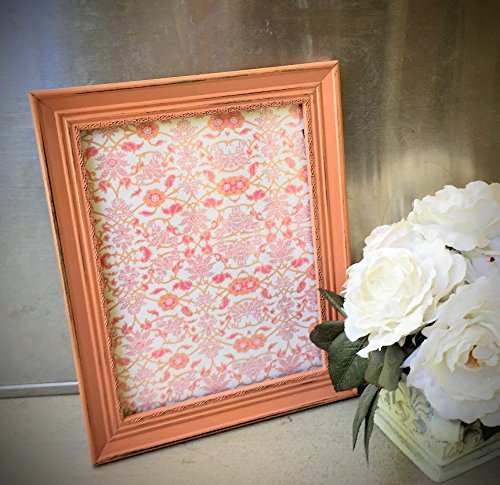 Amazon.com: Soft Coral Pink, Country Cottage 8.5 x 11 Certificate ...