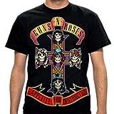 Guns N Roses- Appetite For Destruction Jumbo T-Shirt Size XL