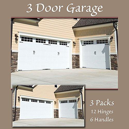 Decorative Garage Door Hinges