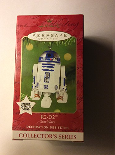 Hallmark Keepsake Ornament: R2-D2 (Star Wars Collector's ...