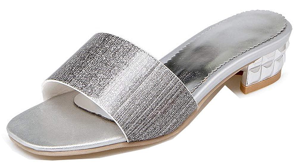 Bout Carré Voyage Chaussures Orteil Confortable Plage Femme Aisun De jL5AR43
