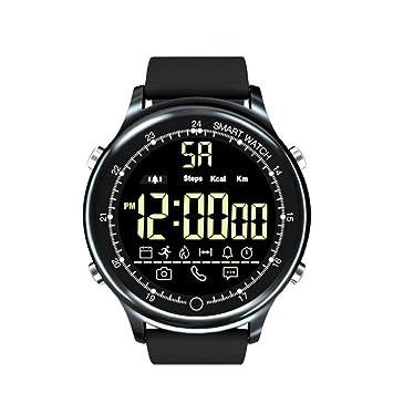 AUOKP Slimy Smart Watch Impermeable 50 Metros Mensaje de ...