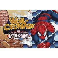 Manteles individuales para niños Marvel Comics de Zak Designs, juego de 1, Man & Spider-Gwen