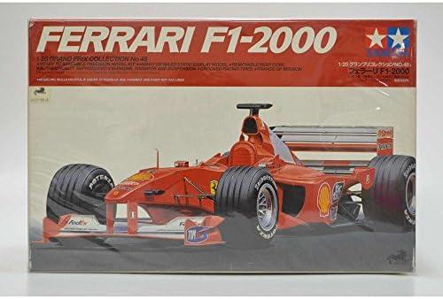1/20 フルビューフェラーリF1-2000