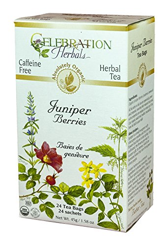 CELEBRATION HERBALS Juniper Berries Organic