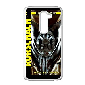 Rorschach Comic LG G2 Cell Phone Case White persent xxy002_6007719