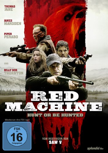 Into the Grizzly Maze ( Red Machine ) [ NON-USA FORMAT, PAL, Reg.2 Import - Germany ]