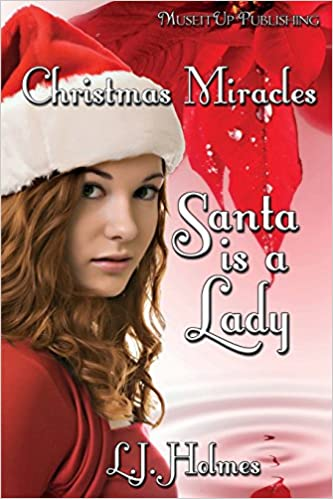 Book Santa Is a Lady
