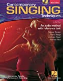 Contemporary Singing Techniques - Women's Edition, Bob Rose, 0634067214