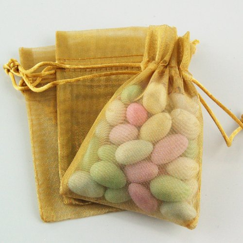 Fine Mesh Gift Bags - 3