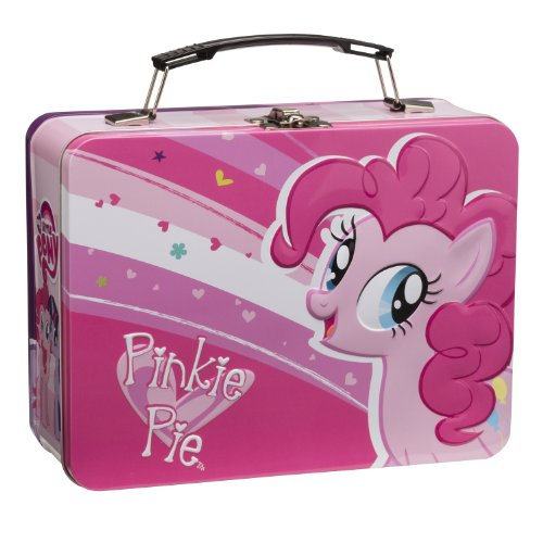 (Vandor 42070 My Little Pony Large tin Tote,)