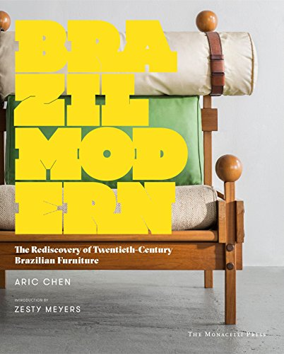 Twentieth-century Brazilian furniture design is perhaps the last great largely unknown tradition of modernism, characterized by rich and sensually textured hardwoods and an ingenuity, grace, and simplicity that exemplify the national character of bra...