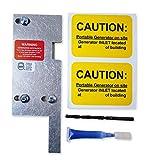 GE-200VL GE General Electric Generator Interlock Kit for Vertical Main 150 or 200 amp breaker