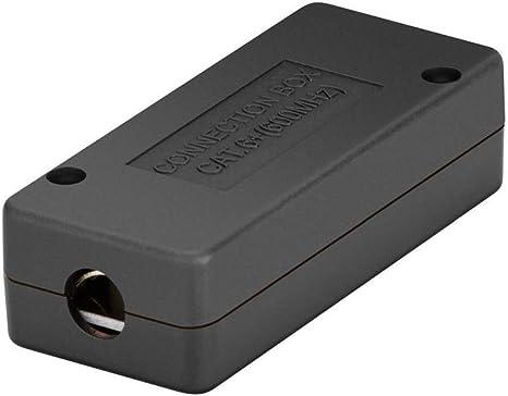 Scatola di Rete Cat 6 STP CAT 6 Black Box per connettere 2 cavi di installazione di rete