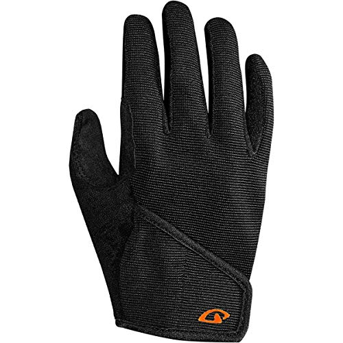 (Giro DND JR II Cycling Gloves - Kid's Black Small)
