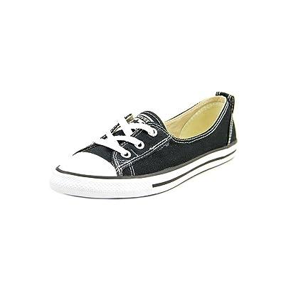 f0e8d17c8a08 Converse Chuck Taylor Ballet Lace Women s Shoes Size 5.5 Black