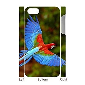 3D Bumper Plastic Case Of Parrot customized case For iPhone 5 5s