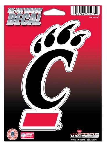 NCAA Cincinnati Bearcats Die Cut Vinyl Decal